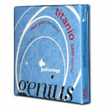 Galli Genius Titanio GR45 Normal Tension