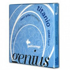 Galli Genius Titanio GR40 Hard Tension