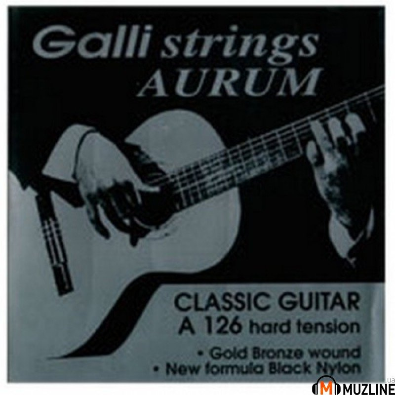 Galli Aurum A126 Hard Tension