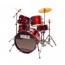 Peace DP-101 Wine Red