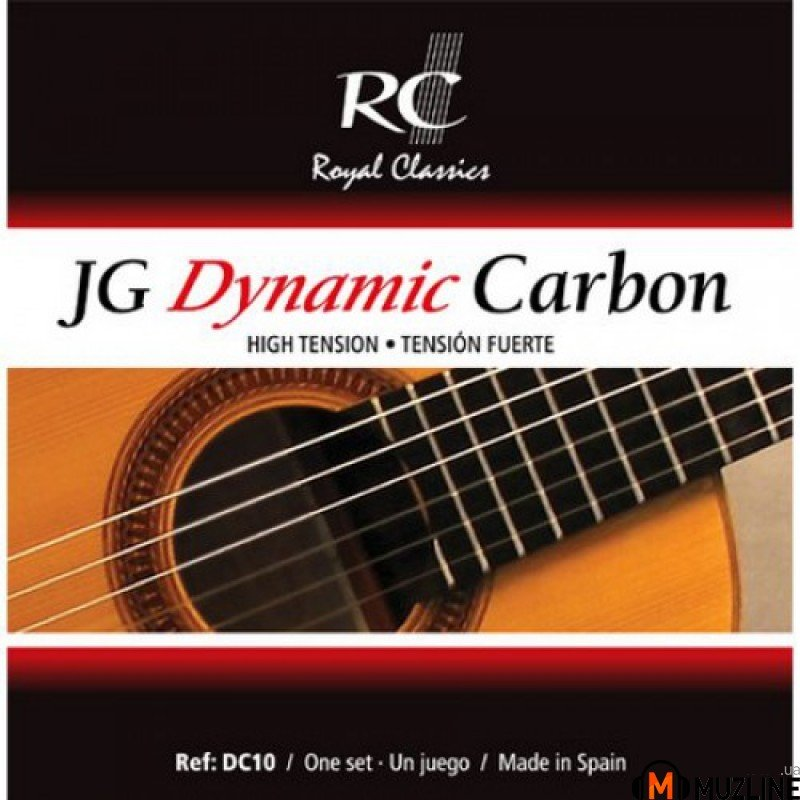 Royal Classics DC10 Dynamic Carbon