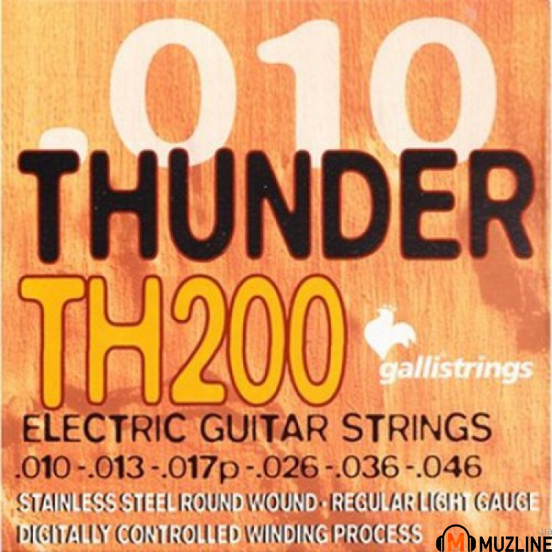 Galli Thunder Hunter TH200 Regular Light