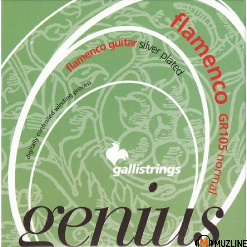 Galli Genius Flamenco GR105 Normal Tension