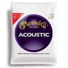 Martin M140X Traditional Acoustic 80/20 Bronze Light (12-54)