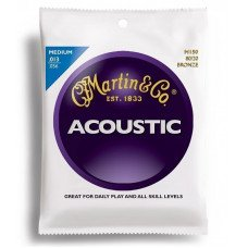 Martin M150X Traditional Acoustic 80/20 Bronze Medium (13-56)