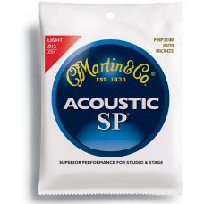 Martin MSP3100 SP Acoustic 80/20 Bronze Light (12-54)