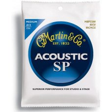 Martin MSP3200 SP Acoustic 80/20 Bronze Medium (13-56)