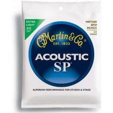 Martin MSP3600 SP Acoustic 80/20 Bronze Extra Light 12 String (10-47)
