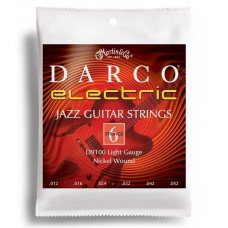 Martin D9100 Darco Electric Jazz Light (12-52)