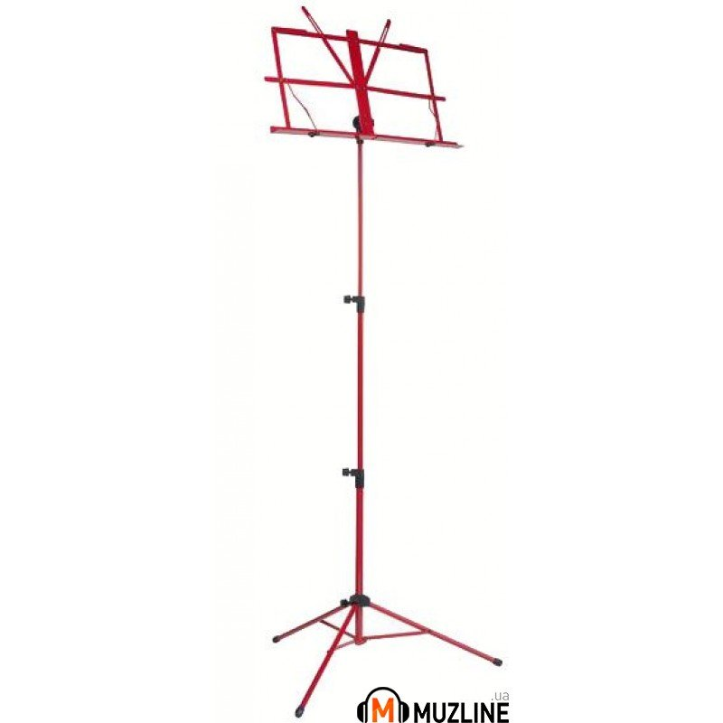 Пюпитр RockStand RS10010R/B Standard Note Stand Red