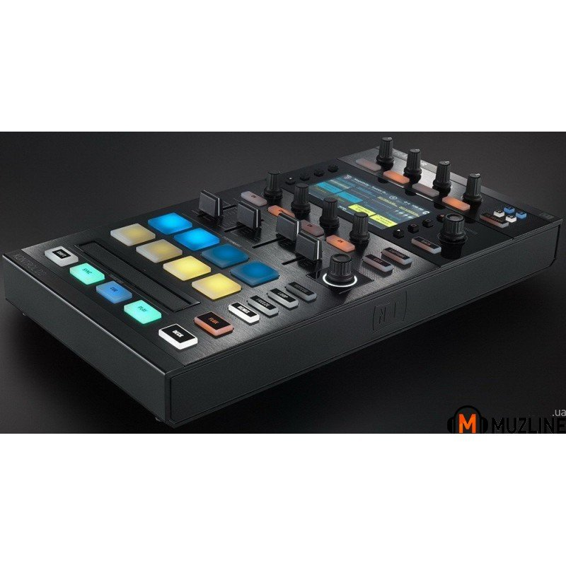 DJ контроллер Native Instruments Traktor Kontrol D2