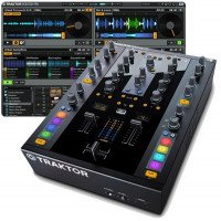 DJ микшер Native Instruments Traktor Kontrol Z2