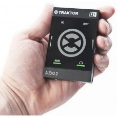 USB звуковая карта Native Instruments Traktor Audio 2 MK2