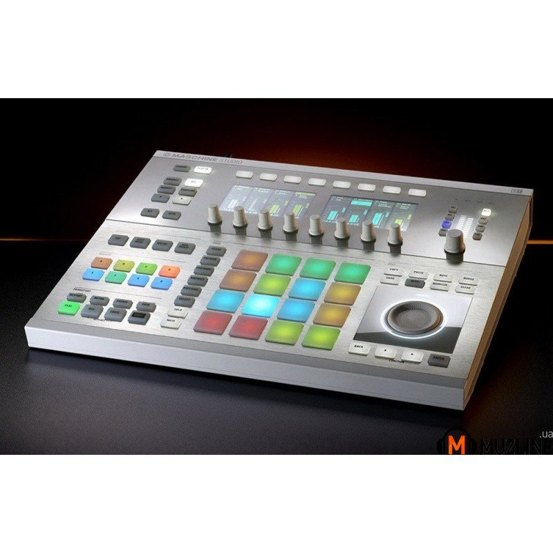 Миди-контроллер Native Instruments Maschine Studio