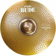 Paiste RUDE Power Ride 22""