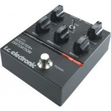 Гитарная педаль TC Electronic Classic Booster + Distortion