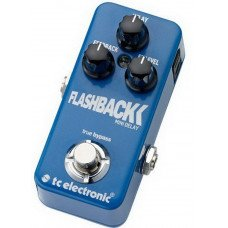 Гитарная педаль TC Electronic Flashback Mini Delay