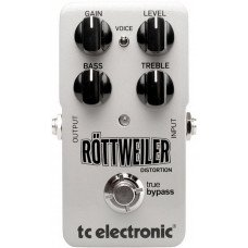 Гитарная педаль TC Electronic Rottweiler Distortion