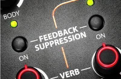 Line6 StageScape L3t feedback supression
