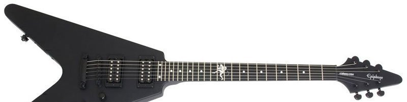 Epiphone Jeff Waters Annihilation Flying V PB
